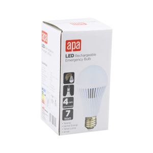 BOHLAM LED EMERGENCY RECHARGEABLE 7W