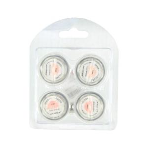 EVLUMEN SET LILIN LED KECIL 4 PCS - PINK