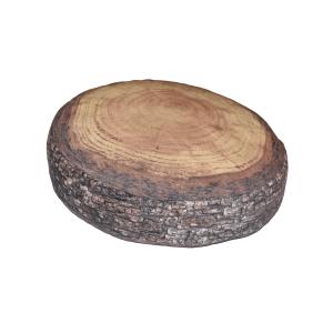 BANTAL FOREST BUNDAR 60 X 10 CM - COKELAT