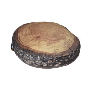 BANTAL SOFA FOREST BUNDAR 40 X 5 CM - COKELAT
