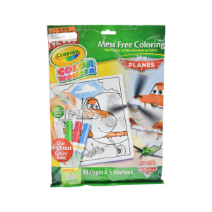 CRAYOLA COLOR WONDER MARKER EDISI DISNEY PLANES