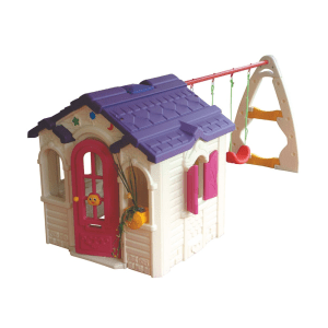 SLIDE SWING HOUSE 330X212X157 CM