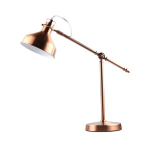 EGLARE MINIMAL LAMPU MEJA E27 - COPPER