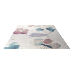 ESPIRT KARPET DREAM FLOWER 06 115X170 CM - PUTIH