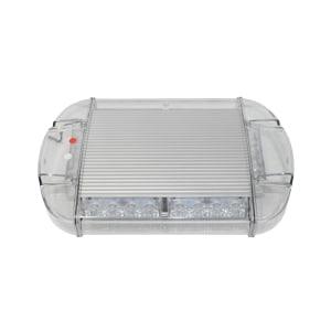 LAMPU STROBE KAP MOBIL LED 12-24V R-W