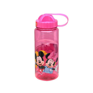 DISNEY MINNIE MOUSE SPORT BOTOL MINUM 670 ML - PINK