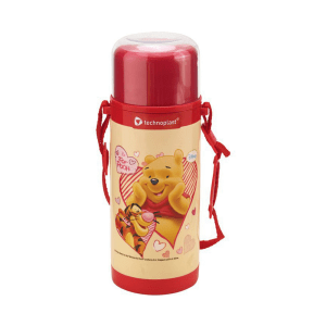 DISNEY BOTOL MINUM WINNIE THE POOH AND TIGER 500 ML - ORANGE