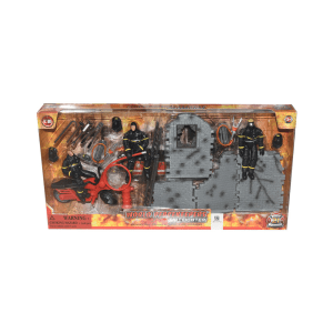 POWER TEAM ACTION FIGURE FIRE FIGHTER 77327