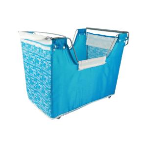 poet keranjang laundry 35 LTR - biru
