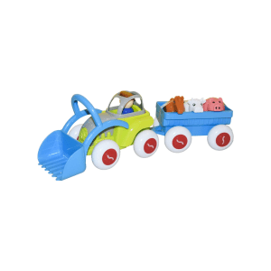 VIKING TOYS TRACTOR TRAILER