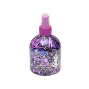 LUCY PET PRODUCTS CONDITIONING SPRAY ANJING PURPLE RAIN