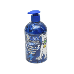 LUCY PET PRODUCTS SAMPO ANJING blue lightning