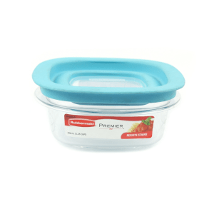 RUBBERMAID PREMIER WADAH MAKANAN 296 ML - BIRU