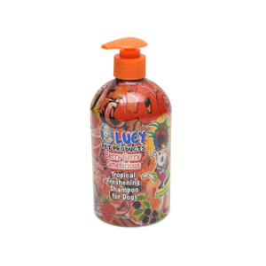 LUCY PET PRODUCTS SAMPO ANJING BERRY BERRY SMELLICIOUS