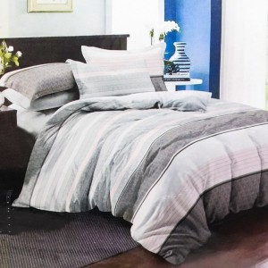 KRISHOME BED COVER 210X210 CM king 125