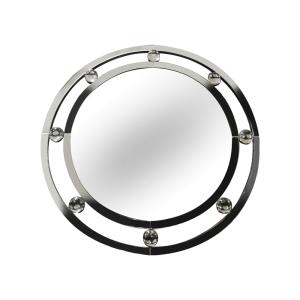 CERMIN DINDING 8a55 90x4.5 cm - silver