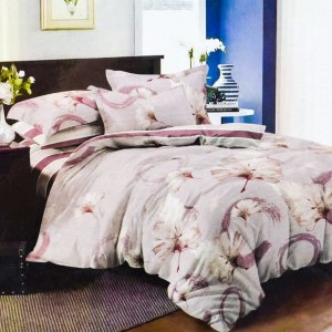 KRISHOME BED COVER 210X210 CM KING 393