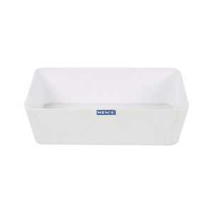 WENKO KOTAK SHELF WIDE CANDY 22X14X6 CM - PUTIH
