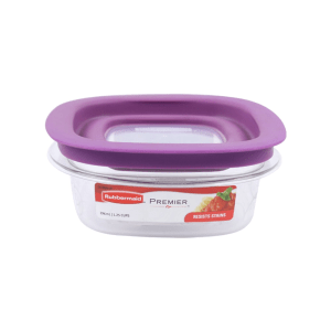 RUBBERMAID PREMIER WADAH MAKANAN 296 ML - UNGU