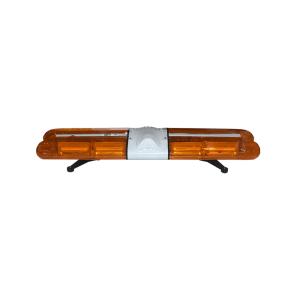 LAMPU STROBE LIGHT BAR DENGAN SPEAKER - ORANYE