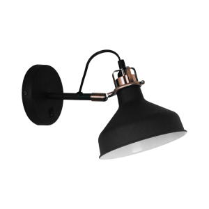 EGLARE LAMPU DINDING MINIMAL E27 - COPPER
