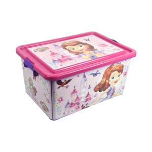 DISNEY KOTAK PENYIMPANAN SOFIA THE FIRST 23 LTR