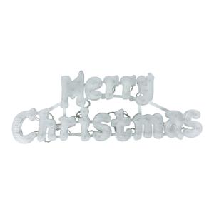 NOELLE ORNAMEN TULISAN MERRY CHRISTMAS