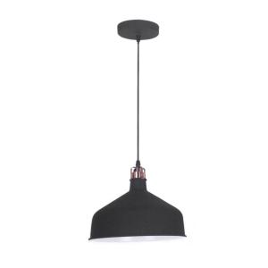 EGLARE LAMPU GANTUNG HIAS MINIMAL E27 - HITAM