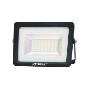 KRISBOW LAMPU SOROT LED 20W 3000K IP65