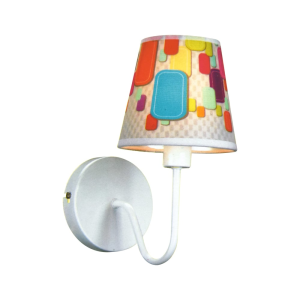 EGLARE LAMPU DINDING 3d COLOURFUL E14