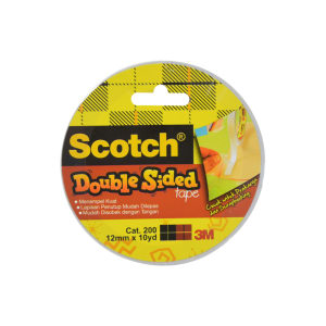 3M SCOTCH DOUBLE TAPE 1.2 CM