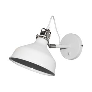 EGLARE LAMPU DINDING MINIMAL E27 - PUTIH