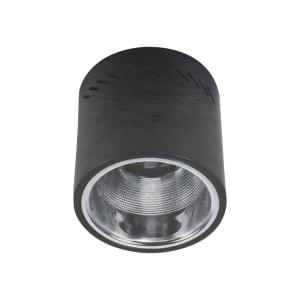 EGLARE HOUSING LAMPU E27 10 CM - HITAM