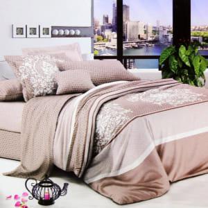 KRISHOME BED COVER 150X210 CM SINGLE DF122303AA1