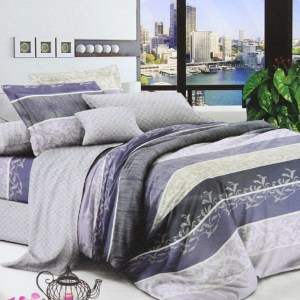 KRISHOME BED COVER 210X210 CM king DF121737AA1