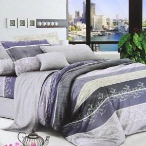 KRISHOME BED COVER 150X210 CM SINGLE DF121737AA1