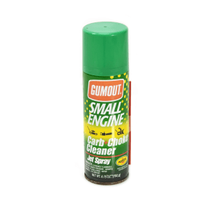 GUMOUT SMALL ENGINE CARB AND Choke Cleaner 191 GR