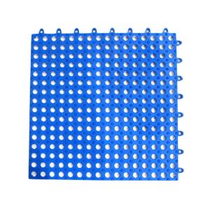 KRISBOW TILE DECK 30X30 CM 6 PCS - BIRU