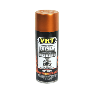 DUPLI-COLOR VHT ENGINE METALLIC 11 OZ - COPPER