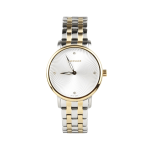 WENGER URBAN DONNISSIMA JAM TANGAN - GOLD/SILVER