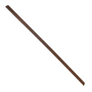 Kris PLASTIC WOOD DECKING FASCIA 2.2 M - COKELAT
