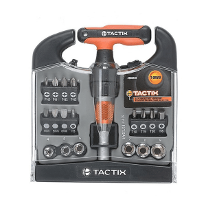 TACTIX SET MINI T-DRIVER 24 PCS