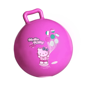 HELLO KITTY MAINAN BOLA 23 CM - PINK