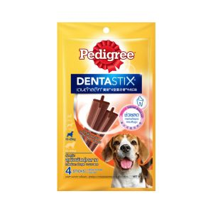 PEDIGREE TREATS DENTASTIX SMOKED BEEF 98 GR