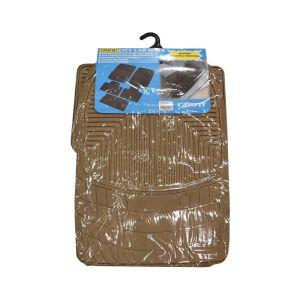 Carfit Karpet Mobil 5 Pcs - Krem