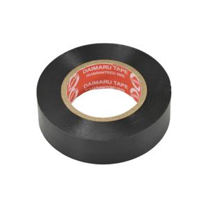 DAIMARU ISOLASI LISTRIK PVC 0,1X20 M - HITAM