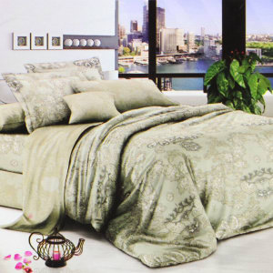 KRISHOME BED COVER 150X210 CM SINGLE DF121723AA