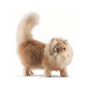 HANSA DOMESTIC CAT TABBY 45 CM