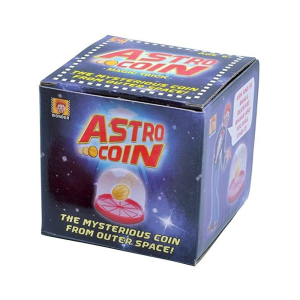 1 SET WONDER MAGIC ASTRO COIN