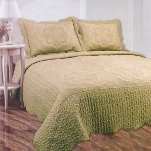 BED COVER SET 2400X240 CM 496 - KREM